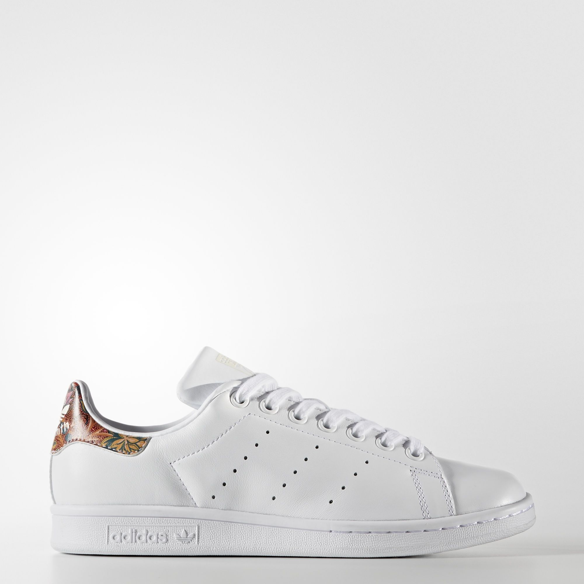 adidas - Stan Smith Shoes w/ Balinese heel patch