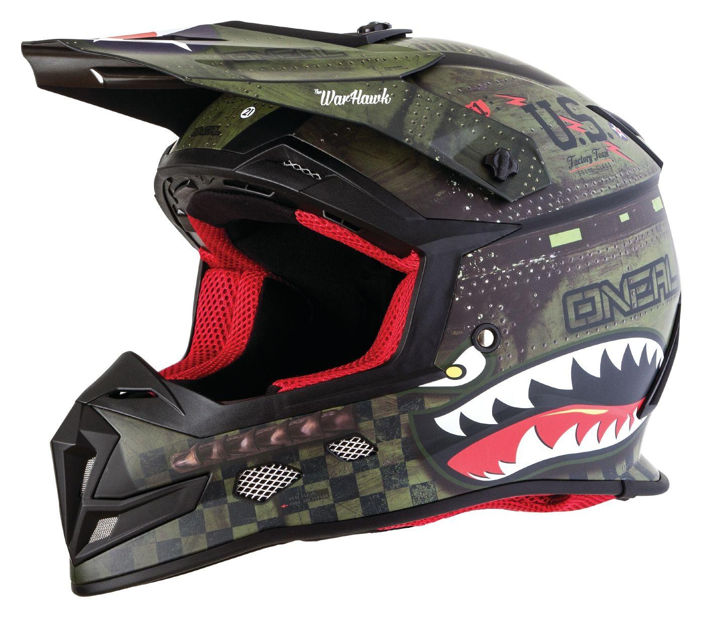 Airoh Twist Helmet A Lightweight Aggressively Styled Off Road Helmet Form Airoh The Twist Is A New Thermoplastic Hel With Images Motorcross Helmet Black Helmet Helmet