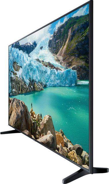 Ue65ru7099uxzg Led Fernseher 163 Cm 65 Zoll 4k Ultra Hd Smart Tv Led Fernseher Fernseher Fernbedienung