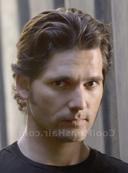 Hairstyles For Men With Thick Coarse Wavy Hair Eric Bana Curly Mens Hairstyles Boy Hairstyles Hair Styles