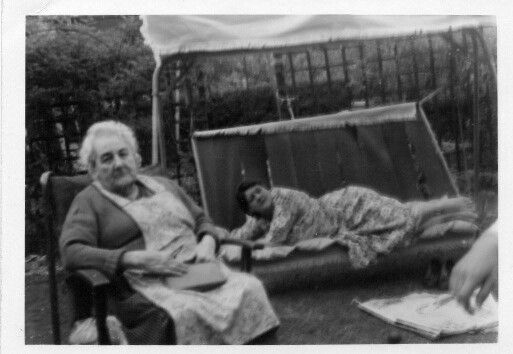 Grand ma Marriott and mum