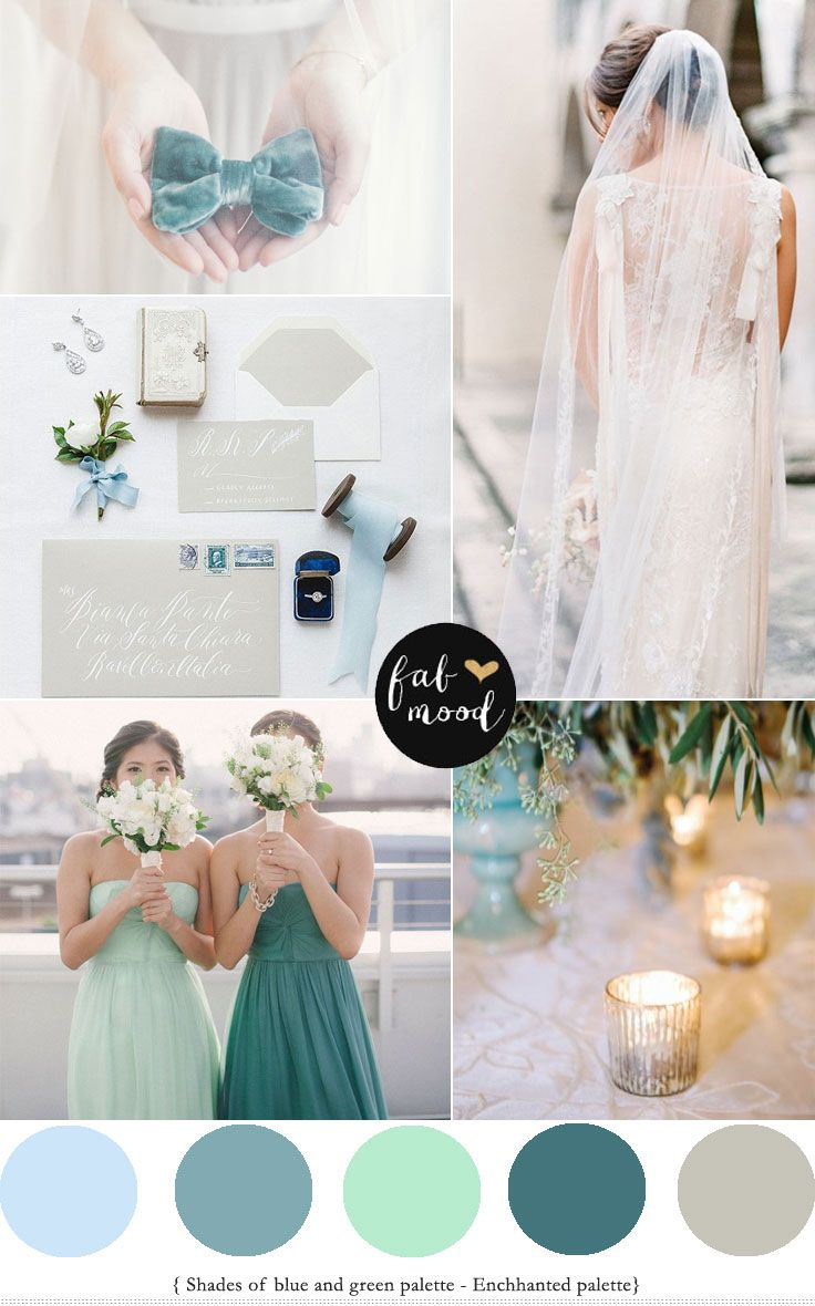 Mint Shades Of Orange And Teal Autumn Color Inspiration