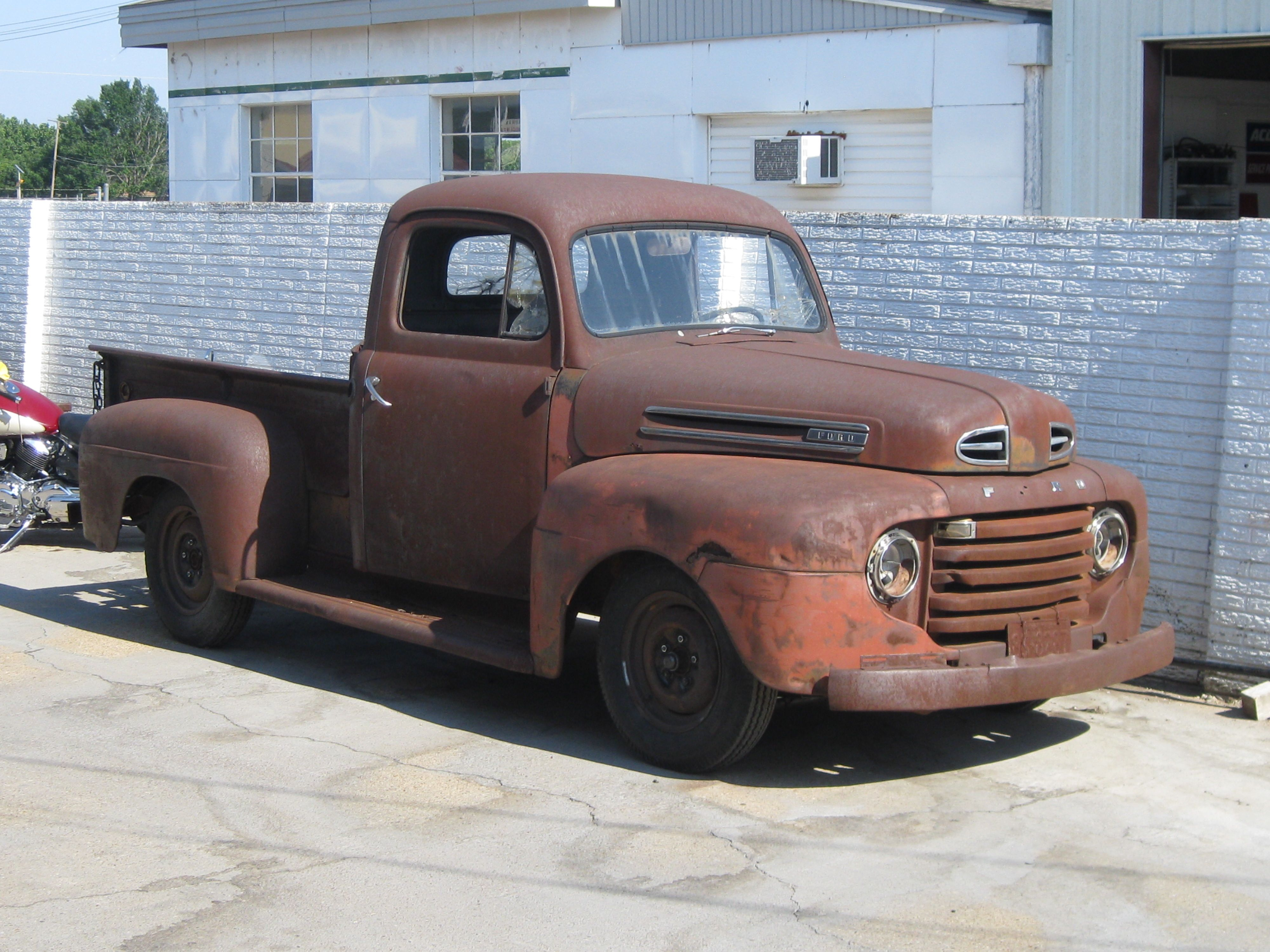 1949 ford f1 pickup wilson s auto restoration blog 1949 ford  [ 4000 x 3000 Pixel ]