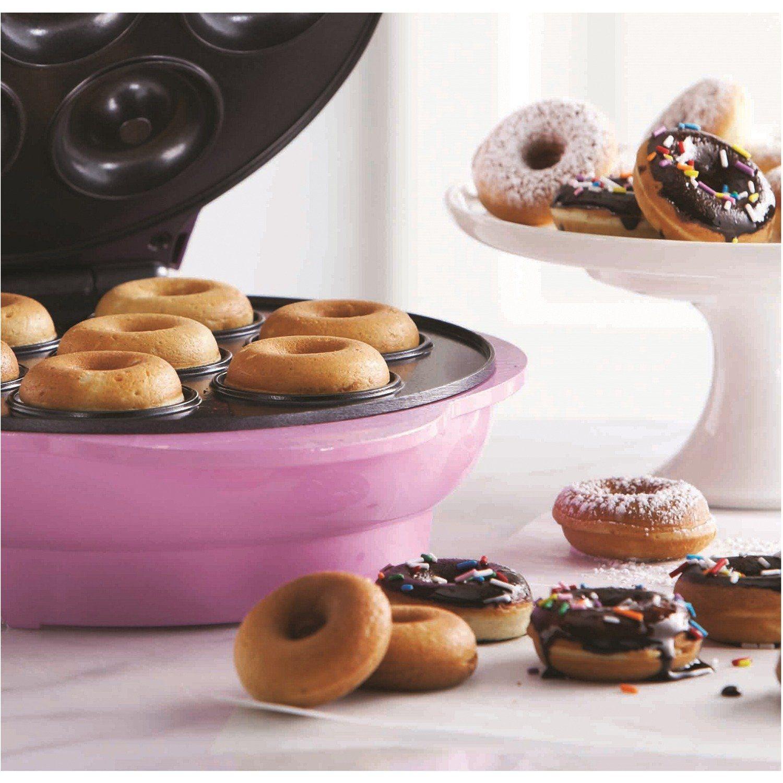 Mini Doughnut Maker Donut maker, Mini doughnuts, Mini donuts