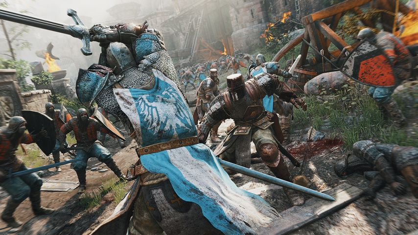 Ubisoft revealed a new title called For Honor during their E3 2015 press conference