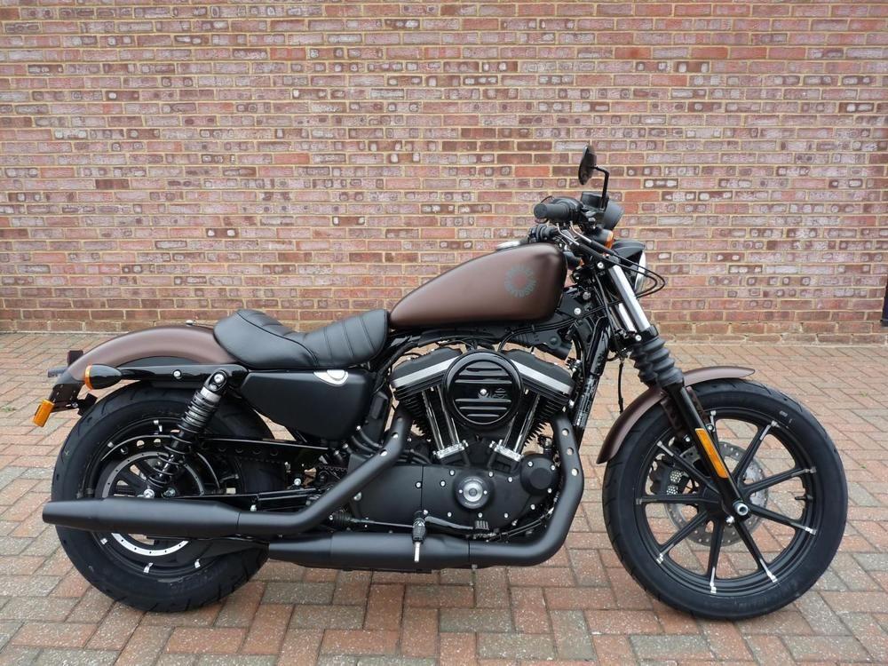 Ebay New Harley Davidson Sportster 883 Iron Xl883n 2019 Model