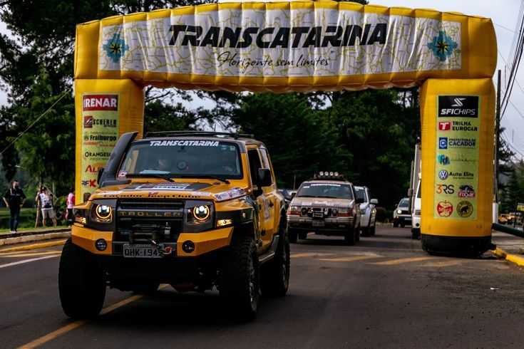 transcatarina off-road rk motors