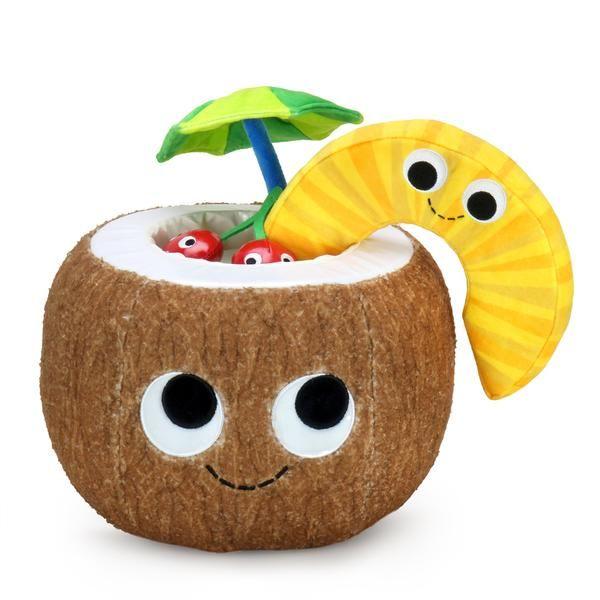 Kidrobot Happy Hour Camile Pina Colada Plush (PRE-