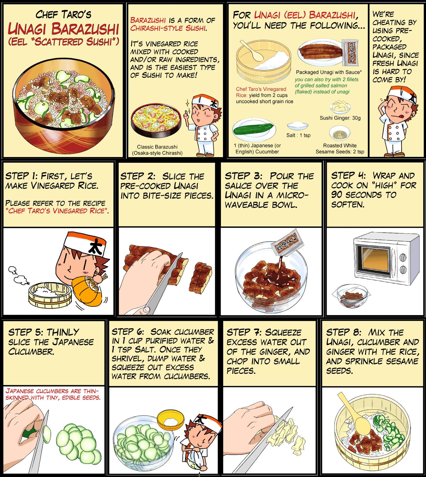Maos A Obra Receitas Basicas Da Culinaria Japonesa Arroz