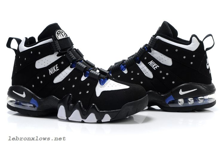 4eb15de67d11 70%off clearance Charles Barkley Shoes Nike Air Max2 CB 94 Black White Black
