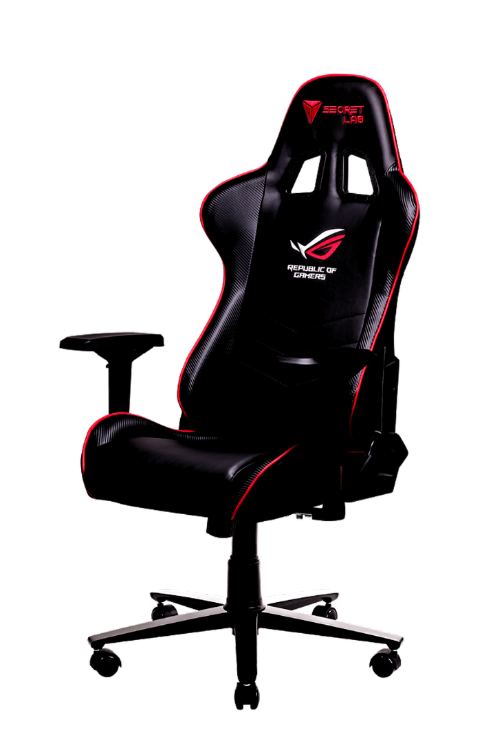 Asus teams with Secretlab to create slick ROG gaming