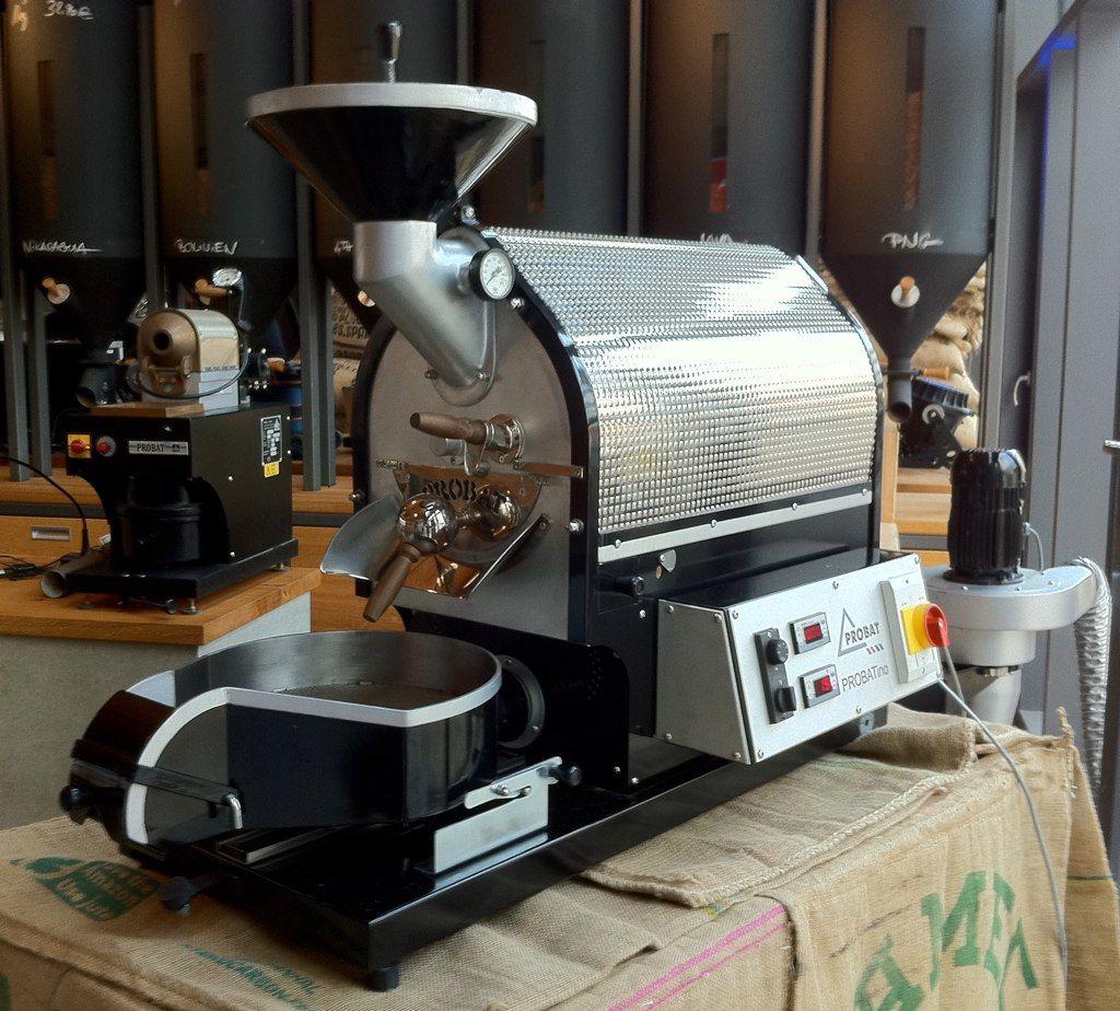 Probat 1 Kg Roaster Roaster Espresso Espresso Machine