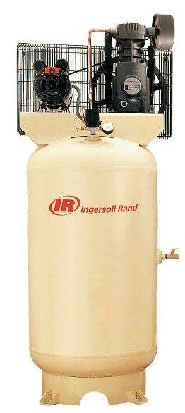 Rural King Air Compressor >> Ingersoll Rand Air Compressor 5hp Air Compressor 80 Gal Ts4n5