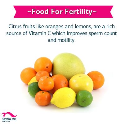 Image result for Citrus Fruits For Fertility