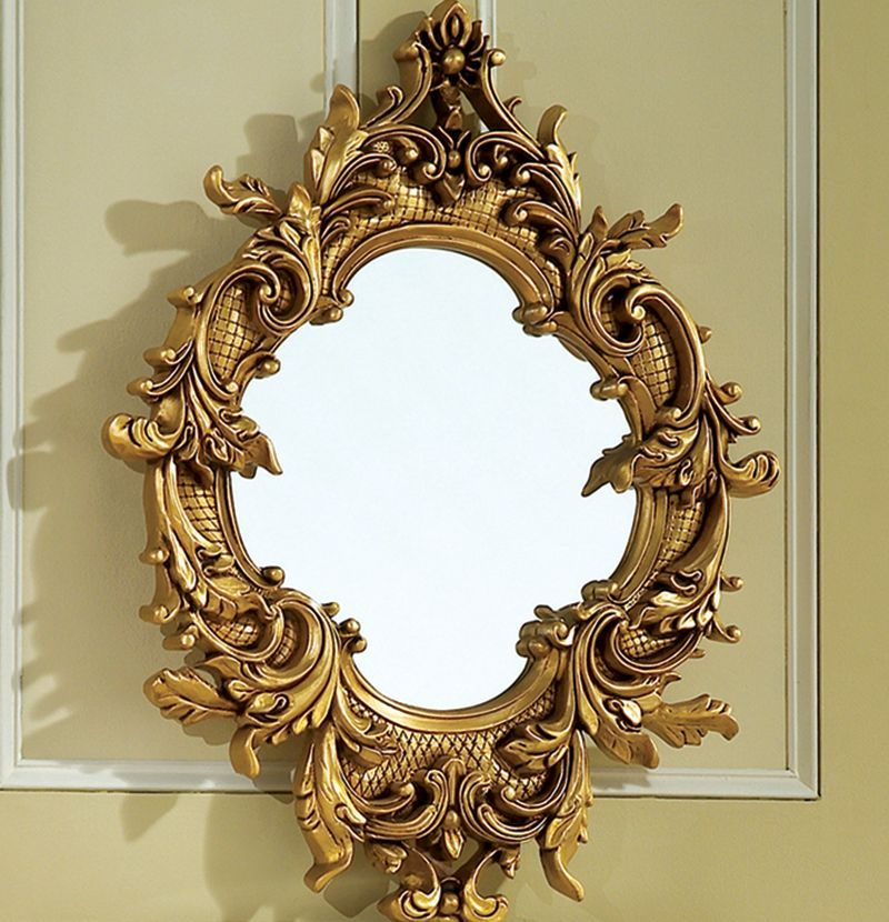 263 Mirror Gold Picture Frames Victorian Furniture Mirror