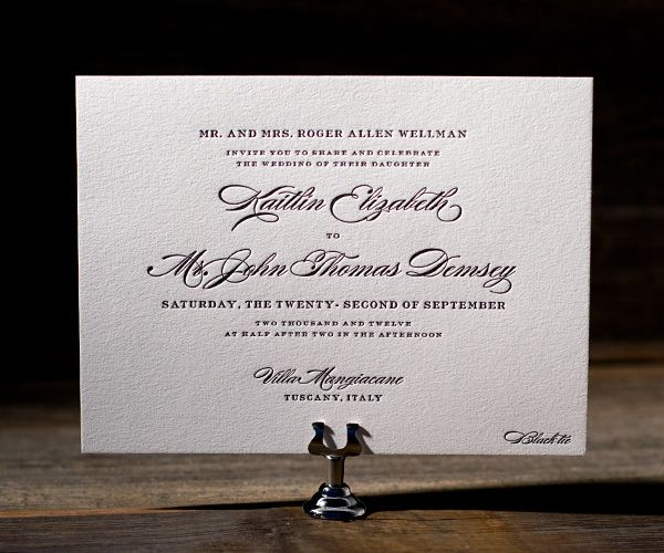 Obsessed with letterpress our invitation design but in navy blue obsessed with letterpress our invitation design but in navy blue of of stopboris Images