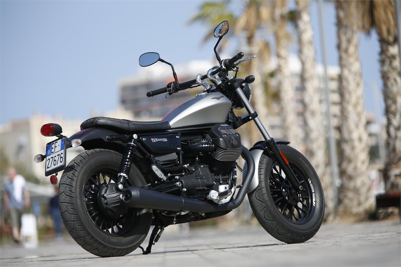 Motos De Segunda Mano Motos De Ocasión Y Venta De Motos Usadas Guzzi V9 V9 Bobber Flotadores