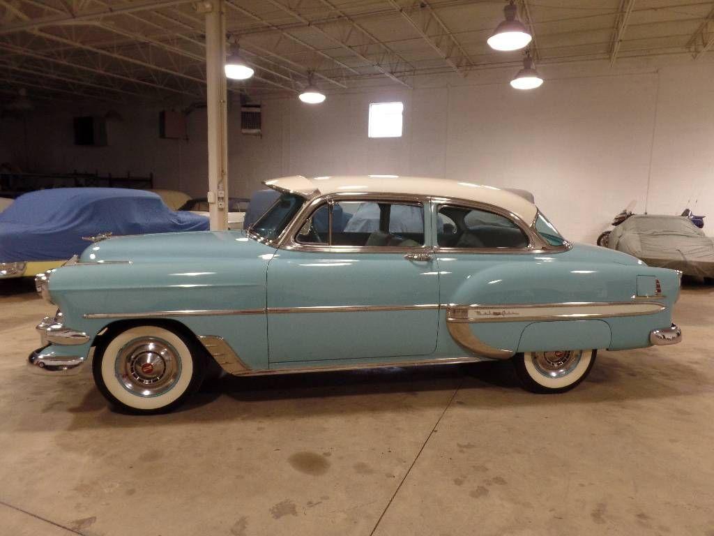 1954 Chevrolet Bel Air For Sale 1749908 Chevrolet Bel Air Chevrolet American Classic Cars