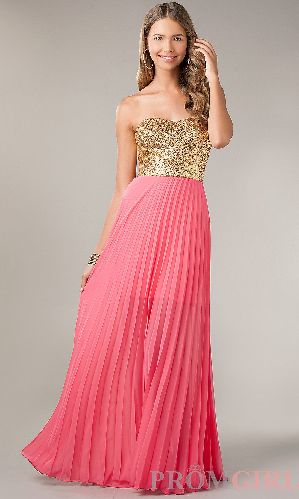 Prom Dresses, Celebrity Dresses, Sexy Evening Gowns at PromGirl ...