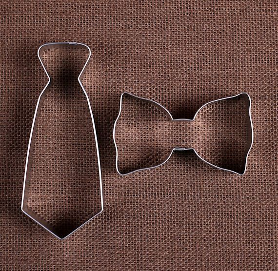 recipe: bow tie cookie cutter [18]