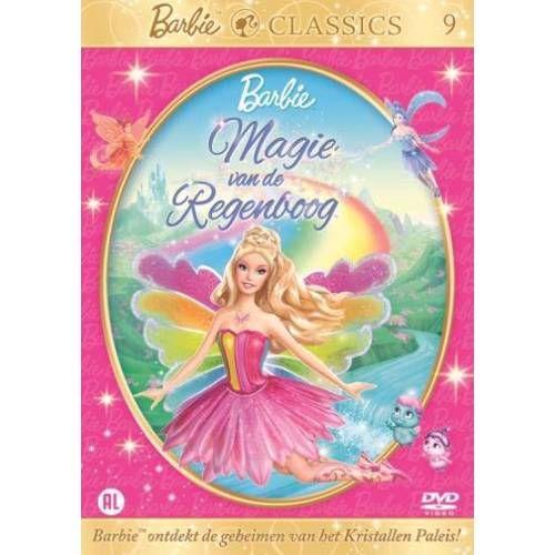 Barbie Fairytopia Magie Van De Regenboog Dvd Barbie