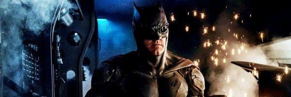 Superhero Movie News : Justice League's New Batsuit & More