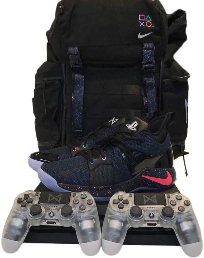 info for 1a97a b6e36 Nike PG 2 Playstation Pack (F & F) | cool kix | Playstation ...