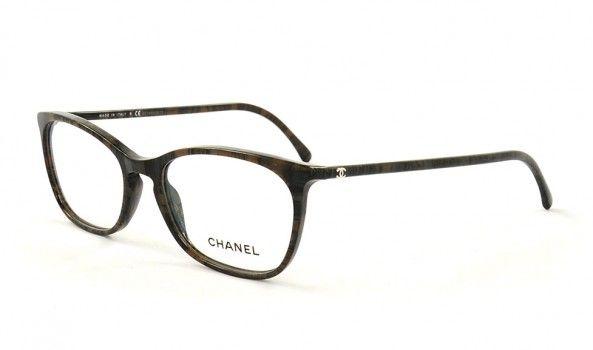297aa33d7667 Schöne Chanel Brille Modell 3281 c1456