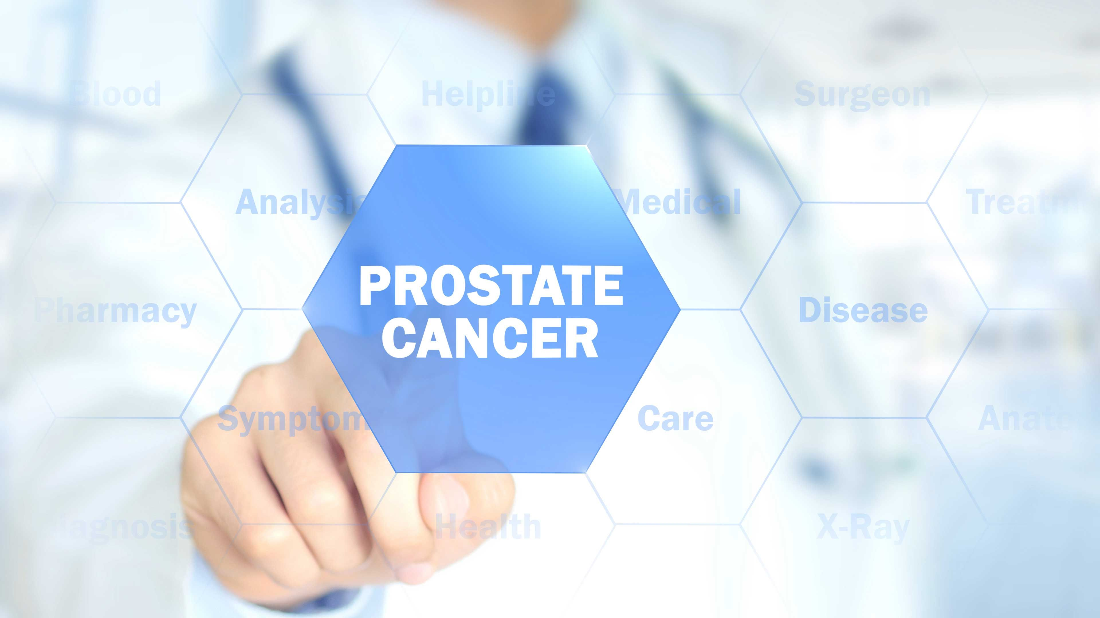 hight resolution of prostate cancer symptoms causes treatment and prevention