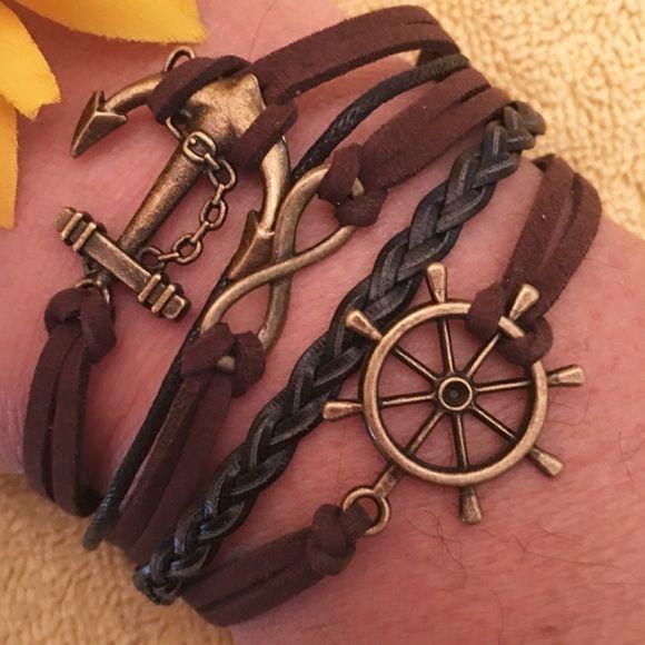 Sold Friendship Bracelet Boutique Infinity Symbol
