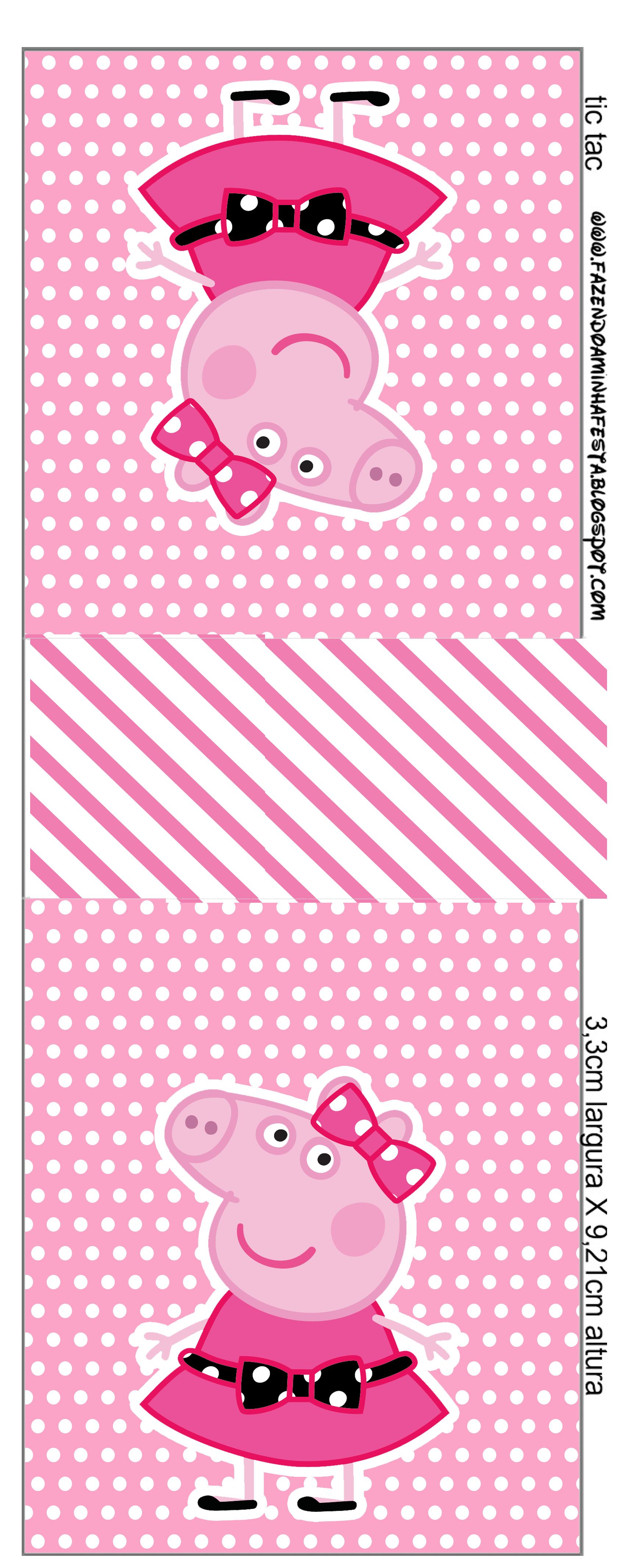 peppa pig mini kit