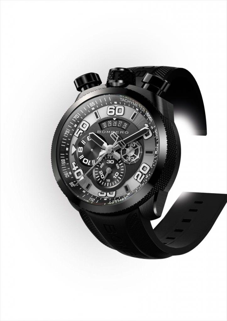 59001862f53 Reloj Bomberg Bolt68 BackWhite Relojes