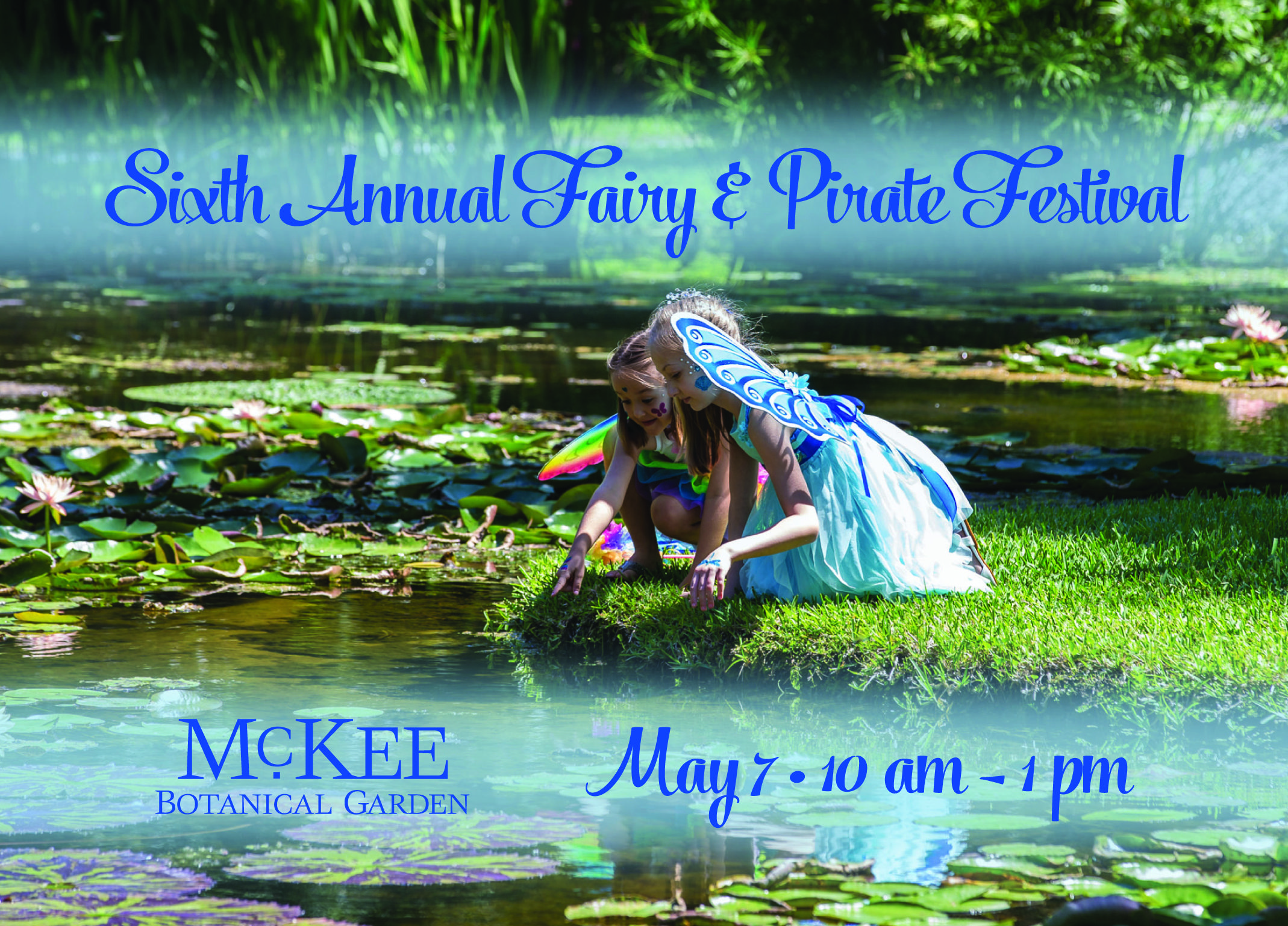 6th Annual Fairy & Pirate Festival on Saturday, May 7, 2016 from ...