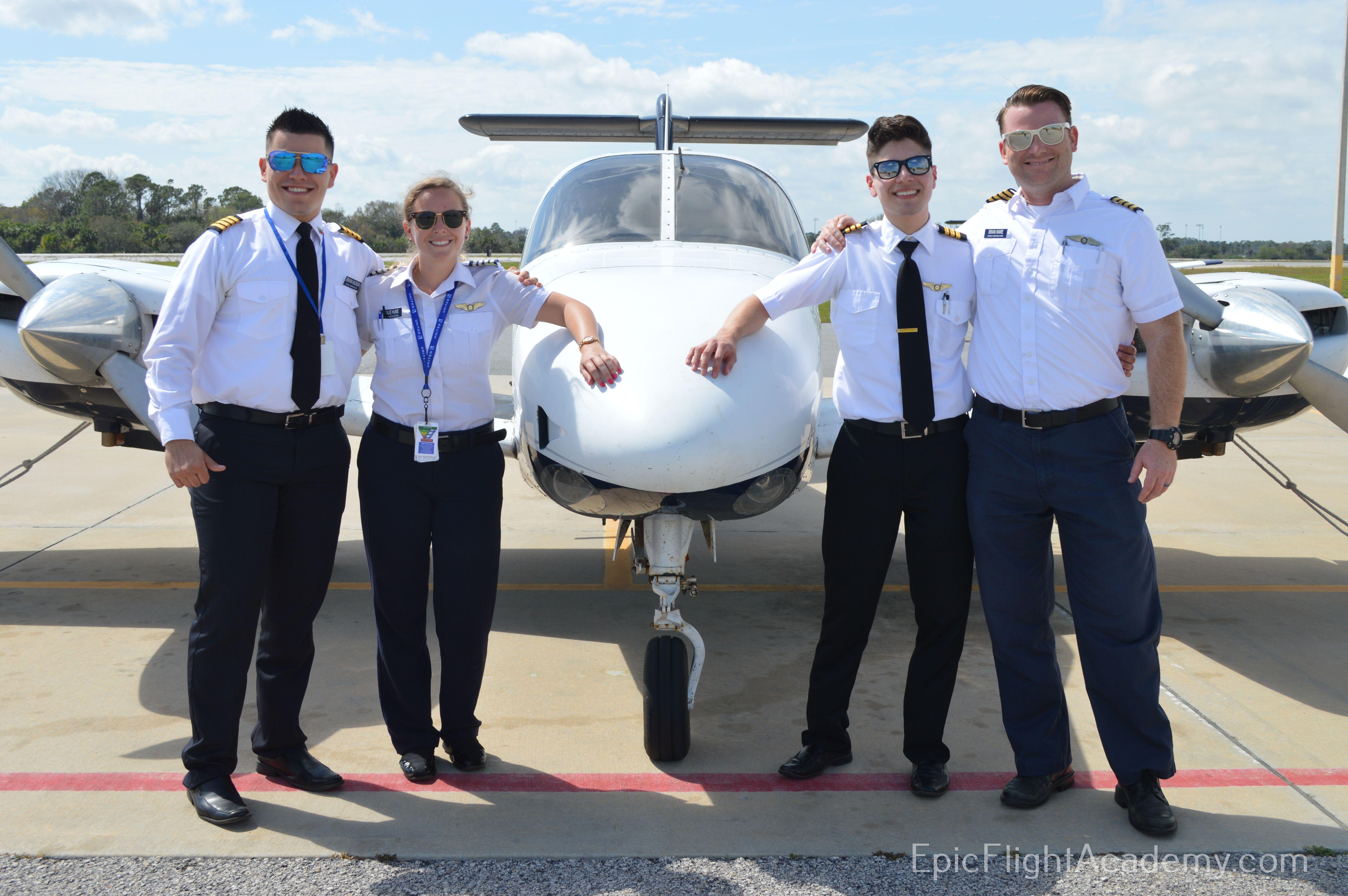 Contact Epic Flight Academy Usa Florida Flight Training