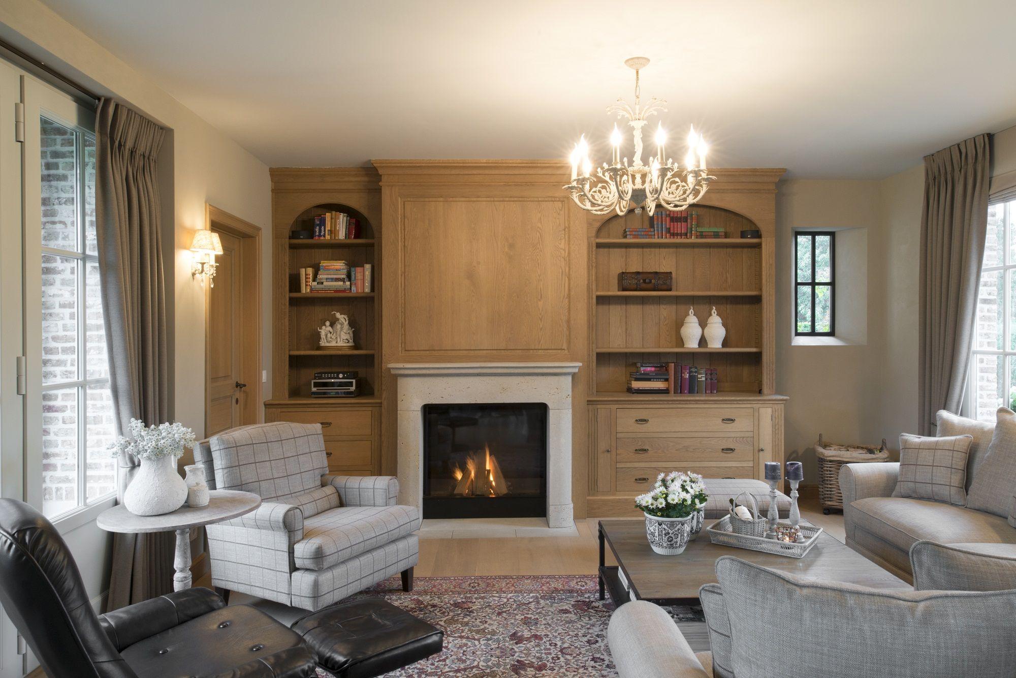 Landelijke Villa Inrichting : Inrichting villa klassiek landelijke stijl echt maatwerk