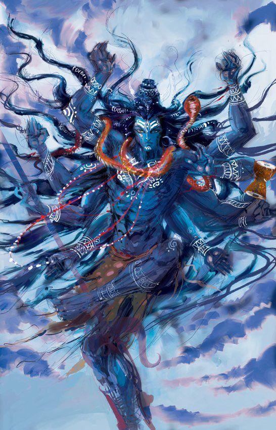 Tandav Natraj Shiva In 2020 Shiva Tandav Mahakal Shiva God Shiva