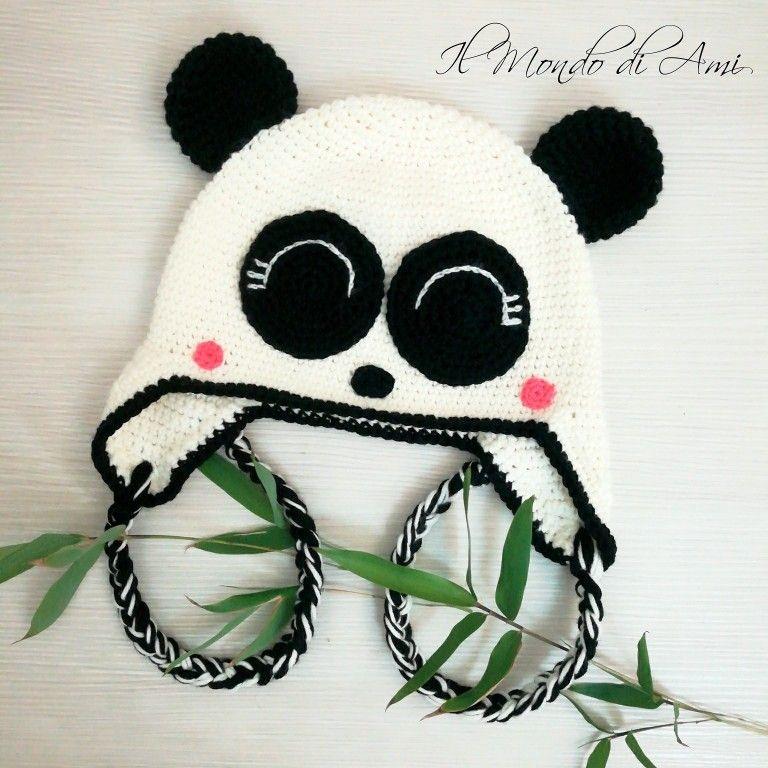 Caldo morbidoso panda #panda #amigurumi #handmade #crochet ...