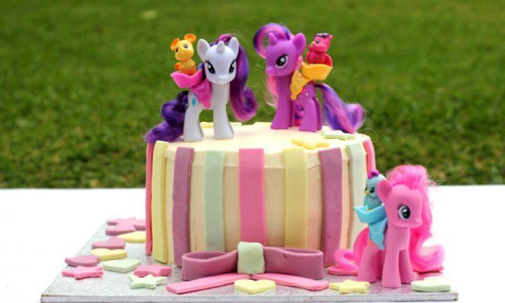 Gorgeous Ohso pretty birthday cakes for girls Kidspot KIDSPOT