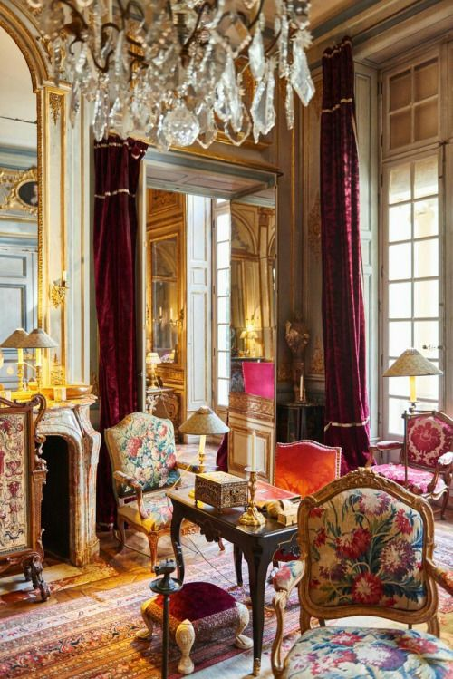Pin by Lazarus Douvos on French Interiors French style ...