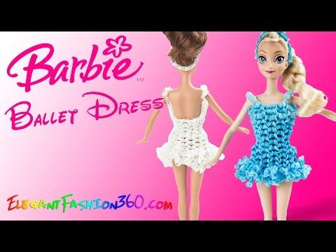 Barbie Rainbow Loom Wearable Bikini For Barbie Dolls Fun Loom