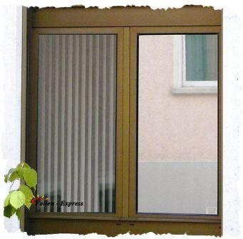 Starke Verspieglung, kombiniert hohe Infrarotabstrahlung mit guter Lichtdurchlässigkeit.