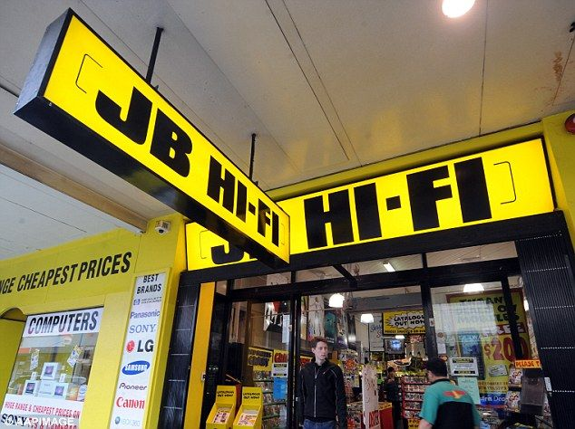 jb hi fi in talks to the good guys which may drive from Jb Hi Fi ...