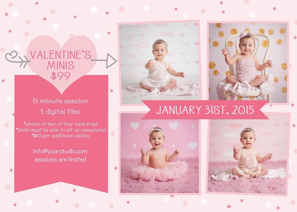 Free Valentine S Day Mini Session Template Keri Meyers Photography Phoenix Newborn Materni Valentine Photography Mini Session Template Valentine Photo Shoot