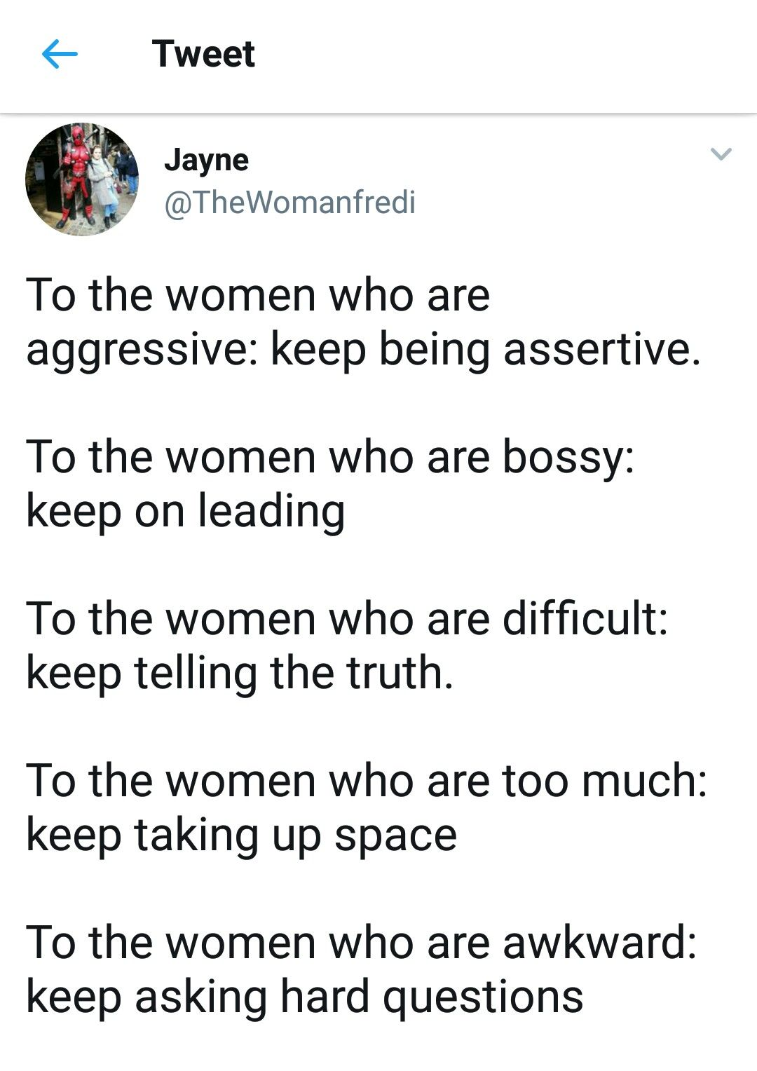 Funny Quotes About Being Bossy : funny, quotes, about, being, bossy, Jayne, Twitter, Assertive, Quote,, Funny, Women, Quotes,, Bossy, Quotes