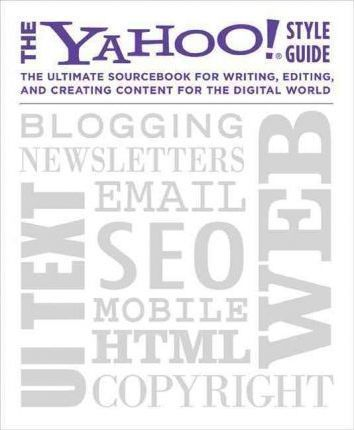 Download pdf by chris barr: the yahoo! Style guide: the ultimate.