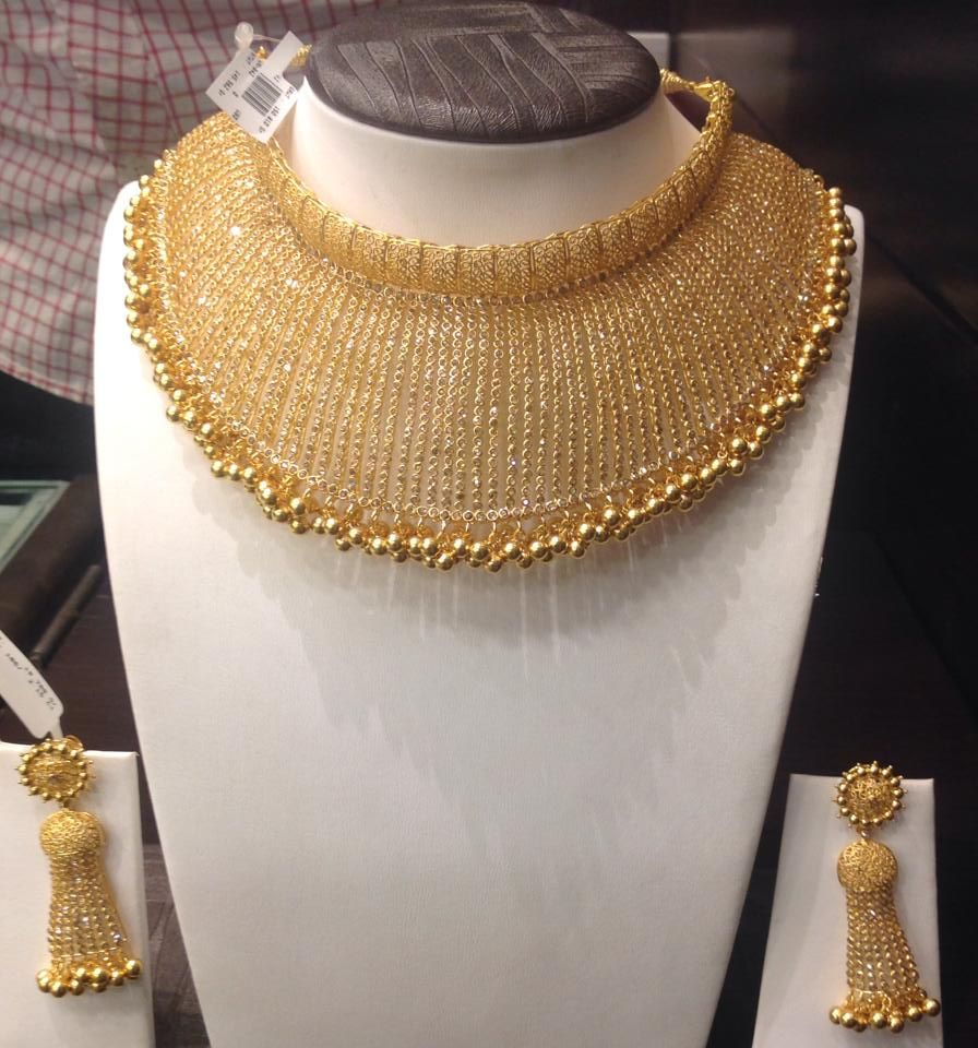 Indian Gold Jewellery Necklace Sets Google Search: Www.22carat Jewellery.com - Google Search