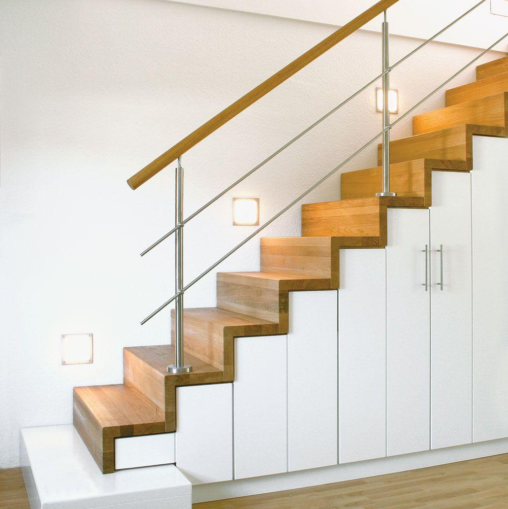 Treppe, Einbauschrank Treppe