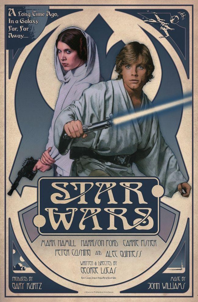Star Wars Episode Iv A New Hope Star Wars Episode Iv Eine Neue Hoffnung Krieg Der Sterne Star Wars Poster Star Wars Kunst Kriegerin