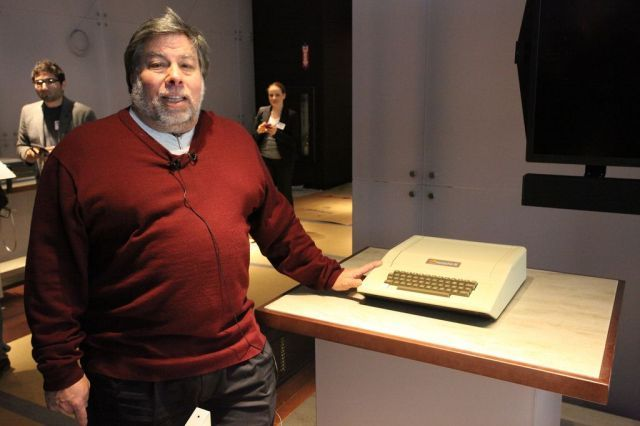 38 years later, Woz still thinks about ways to improve the Apple II
