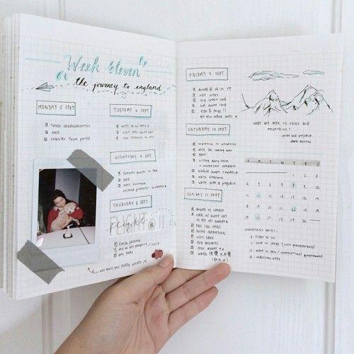 imagem de planner study and tumblr planner pinterest bullet rh pinterest com